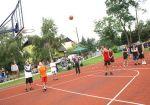 Turniej Koszykówki  Above the Rim